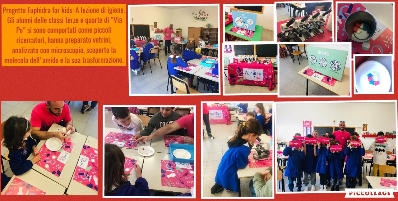 Progetto Euphidra for Kids