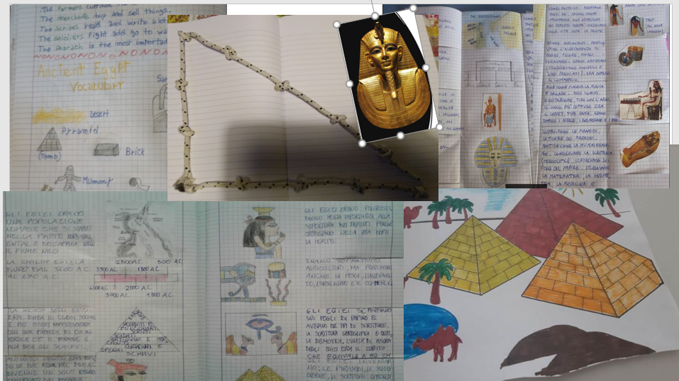 Didattica interdisciplinare Egizi