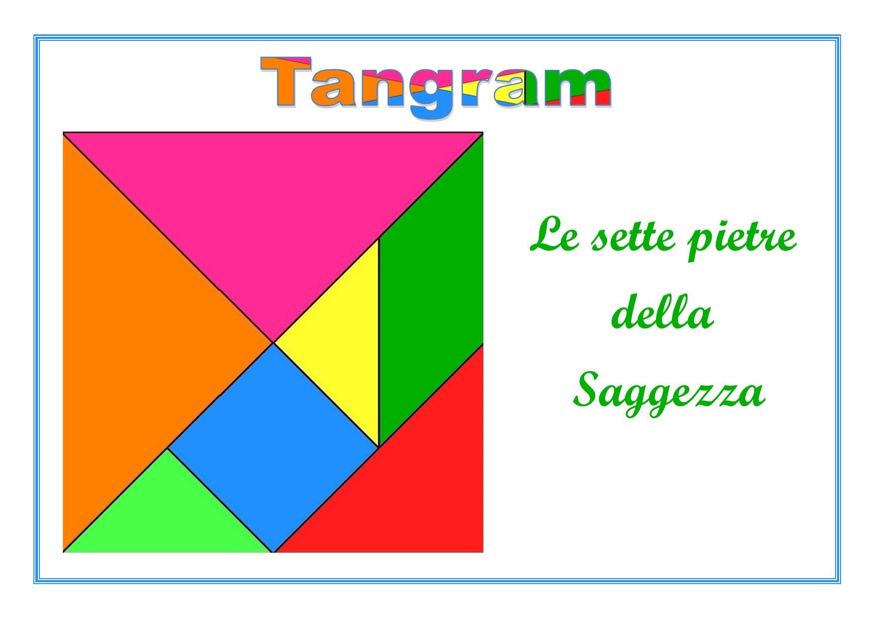 La magia del Tangram