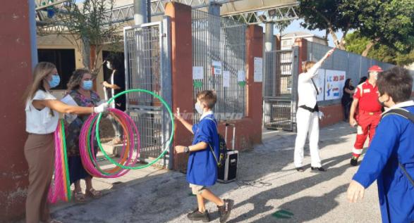 A scuola con l'hula hoop – articoli giornalistici