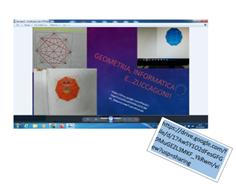 """Geometria, informatica e…zuccagoni!!! – Classi quinte scuola Primaria """"Via Po"""""""