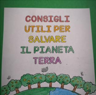 Giornata Mondiale della Terra – classi quarte scuola Primaria di Difesa Grande