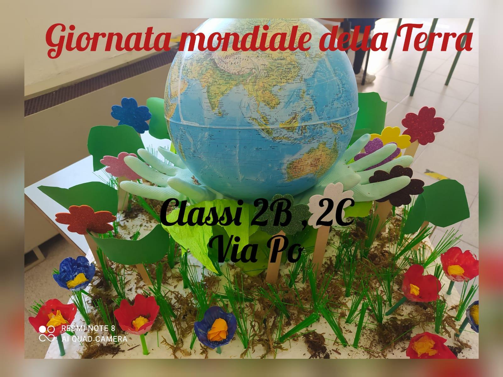 Giornata Mondiale della Terra – classi seconde di Via Po
