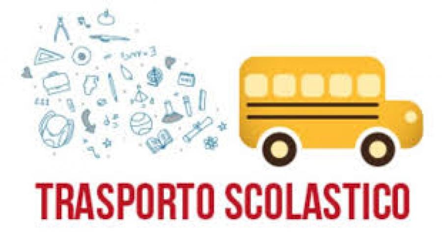 Trasporto scolastico alunni scuola secondaria – Anno Scolastico 2021/2022