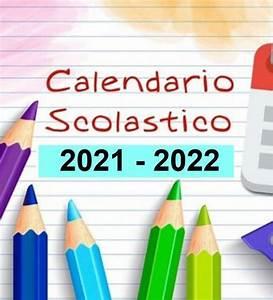 Calendario scolastico Molise 2021/2022