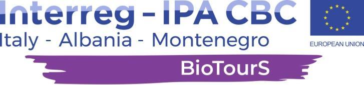 """Partecipazione al progetto """"Biotours"""""""